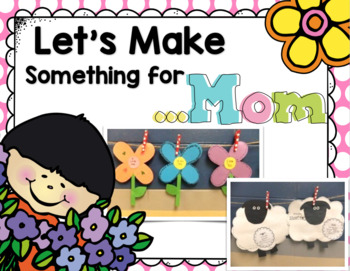 Let's Make Something for Mother's Day! ~Glyph & More