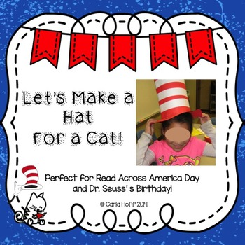 Let's Make a Hat for a Cat!  Read Across America & Dr. Seu