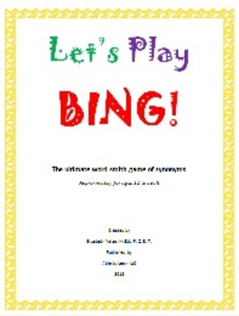 Let's Play BING