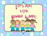 Let's Play With Number Words!