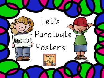 Let's Punctuate Posters!