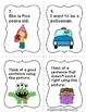 Grammar Assessment for Speech Therapy {Teaching answering