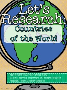 Countries Project Research