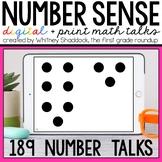 Math Talks: Number Sense