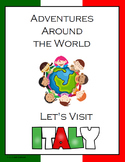 Adventures Around the World - Let's Visit Italy