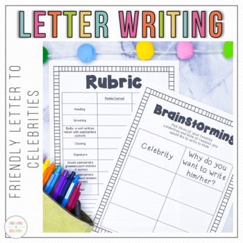 Letter Writing: Let's Write to Celebrities!