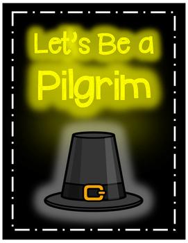 Lets be a Pilgrim