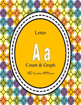 Letter Aa Count & Graph