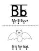 Letter B Activity Bundle - 2 Books with 5 Corresponding Wo