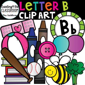Letter B Clipart