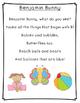 Letter B Poetry Kindgergarten & First Grade