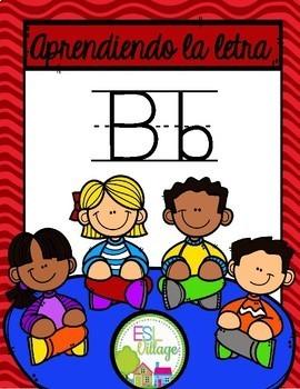 In Spanish {Letter B / La letra B}
