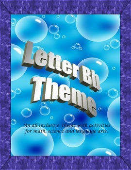 Letter Bb theme activities