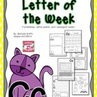 Letter C {Letter of the Week}