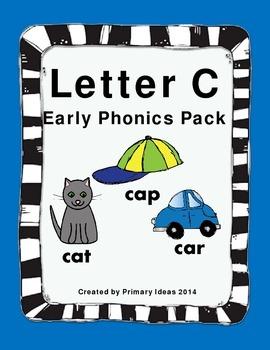 Letter C: Phonics Pack