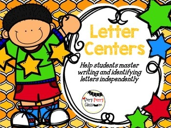 Letter Centers