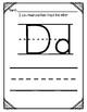 "Letter of the Week (Letter ""D"")"