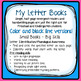 "Letter D ""I can read"" booklet for letter recognition, phon"