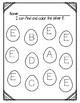 "Letter of the Week (Letter ""E"")"