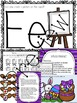 Letter E Activities for Pre-Kindergarten and Kindergarten
