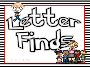 Letter Finds!