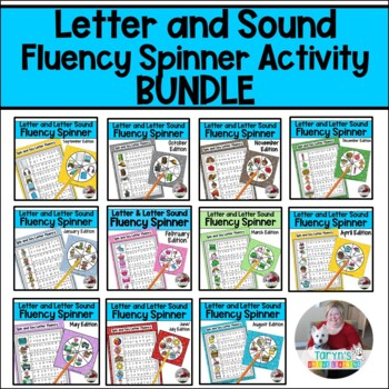 Letter Recognition and Letter Fluency