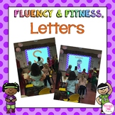 Letter Fluency & Fitness Bundle
