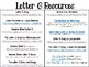 Letter Gg Activities Pack (CCSS)