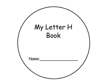 Letter H Interactive Reader