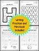 Letter H Practice Printables