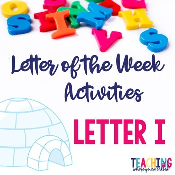 Letter Ii Activity Pack