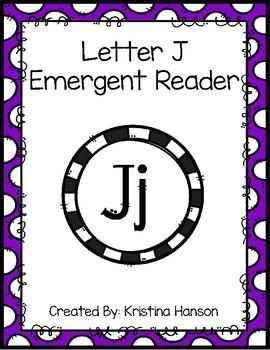 Letter J Book