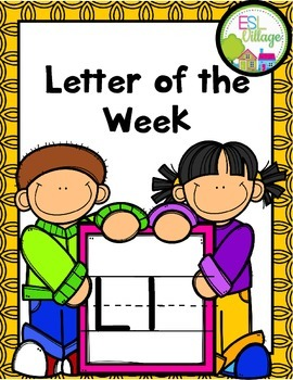"Letter of the Week (Letter ""L"")"