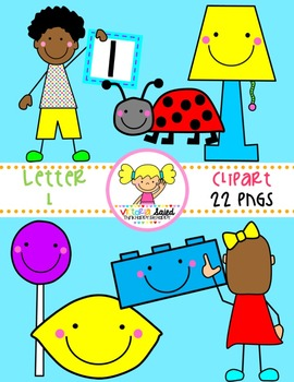 Letter Ll Clipart