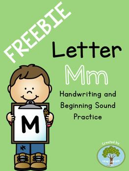 Letter M Freebie