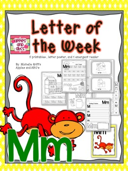 Letter M {Letter of the Week}