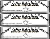 Letter Match Book