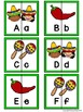 Letter Matching Puzzles - Cinco de Mayo {Uppercase and Low