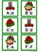 Letter Matching Puzzles - Elf Fun {Uppercase and Lowercase