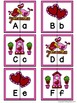 Letter Matching Puzzles - Love Birds {Uppercase and Lowerc