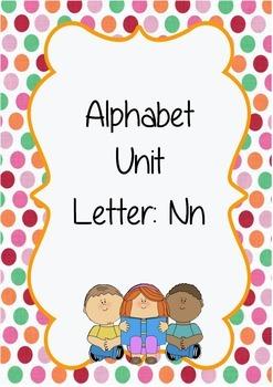 Letter N Unit Plan