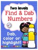 Letter, Number and Shape Identification