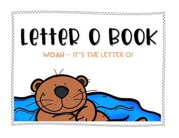 Letter O Book