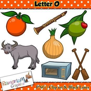 Letter O Clip art