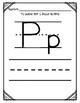 In Spanish {Letter P / La letra P}