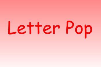 Letter Pop - Alphabet Game