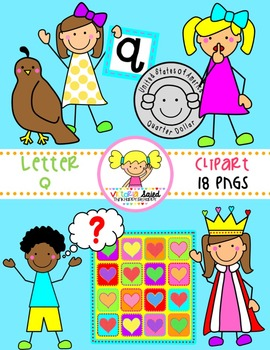 Letter Qq Clipart