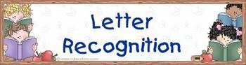 Letter Recognition Alphabet Fun!