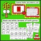 Letter Recognition Game- Apple Theme SWIPE