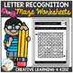 Letter Recognition Maze Worksheets